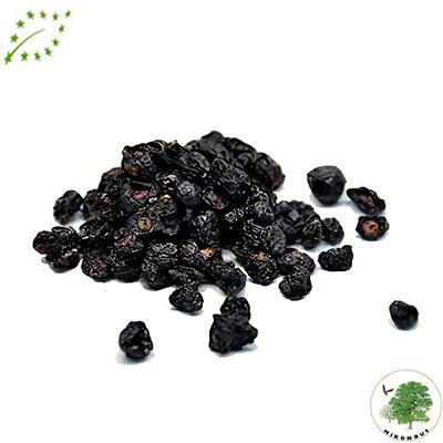 Eco Grosella Negra Deshidratada