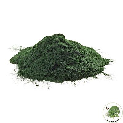 Espirulina Verde Polvo Mironous